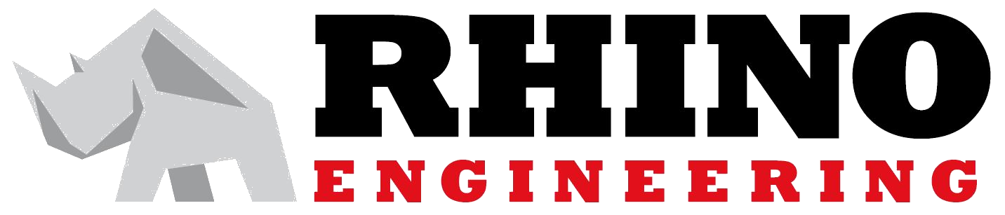 Rhino engineering logo